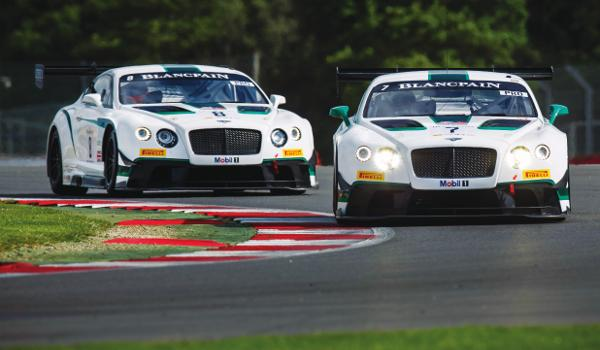 Bentley Confirms Drivers For Bathurst Challenge