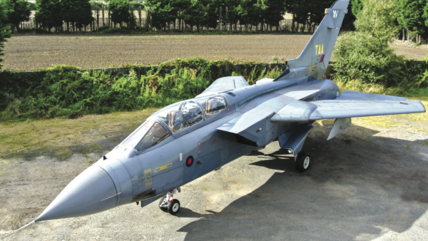 Fighter Jets For Sale >> A Rare Tornado Fighter Jet For Sale Thanks To Yorkshire