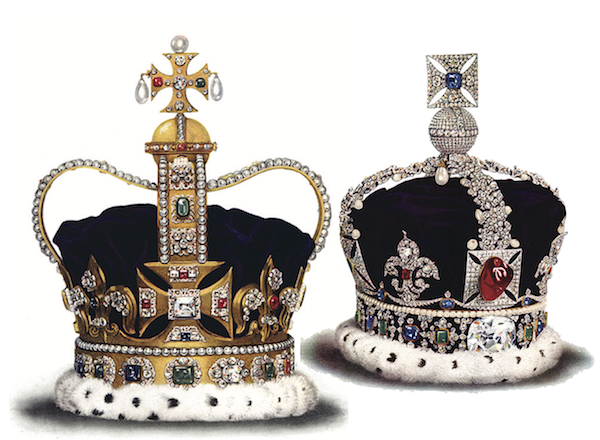 The Crown Jewels attract millions of visitors to the Tower of ...