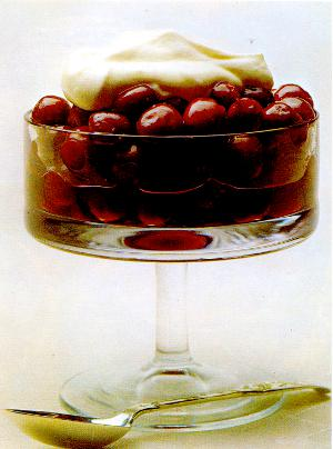 Cherries with Marsala
