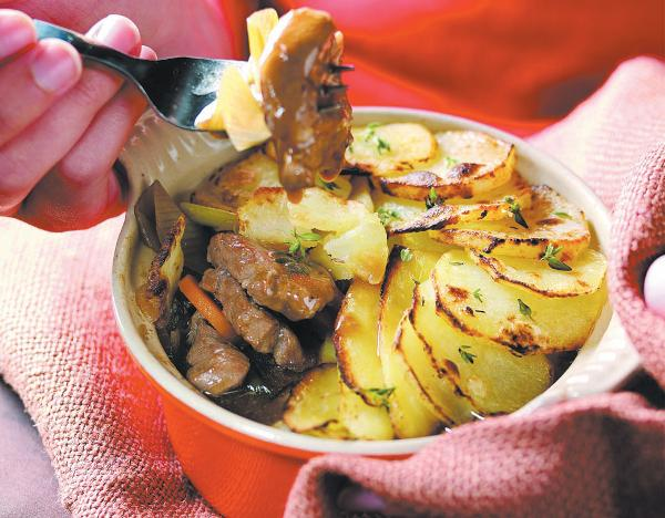 Lamb and Thyme Hotpot