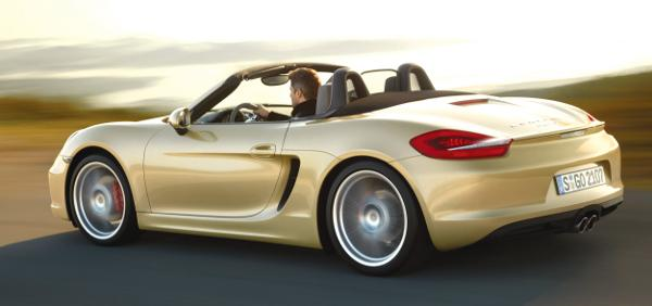 Porsche announces a new generation Boxster - The benchmark Roadster