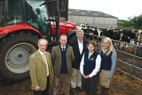 Derbyshire farmers receive support from NFU panel of experts