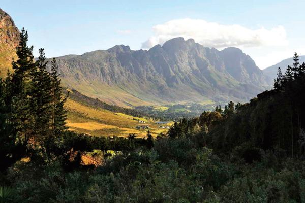 Franschoek Valley