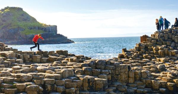 Giants Causeway Specific Location: County:Antrim