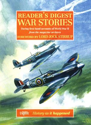 WWII book 'Reader's Digest War Stories'
