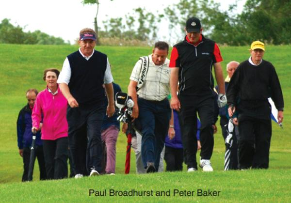 Paul Broadhurst and Peter Baker