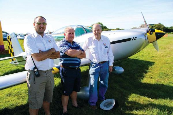 Leicestershire Aero Club open day attracts record number of visitors