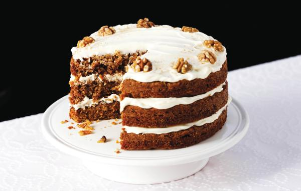 Jamie Oliver Carrot Cake Cream Cheese Icing