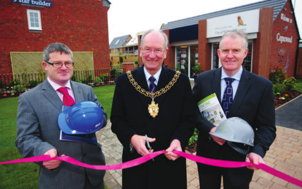 Lord Mayor of Coventry cuts the ribbon to new century park redevelopment