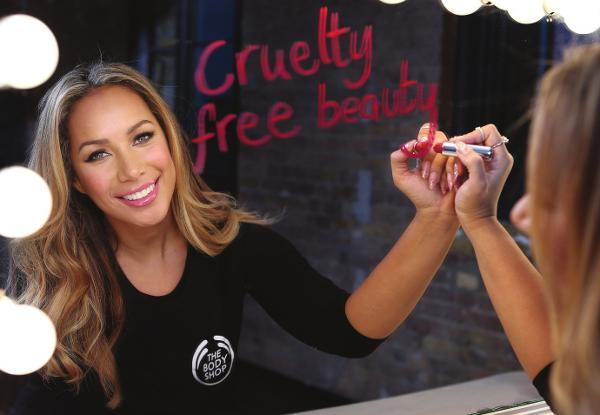 The Body Shop proudly revealed that British singer and global superstar Leona Lewis has become its new Brand Activist