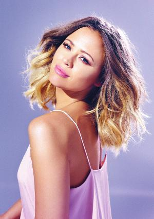 Kimberley Walsh unveiled as face (and body) of new 'Ready to Glow' campaign