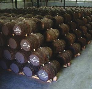 Warre's Port Ageing