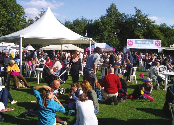 Stratford Food Festival, an exciting event for families and food enthusiasts