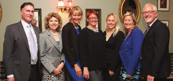 A Reception Was Held As Leading Leicestershire Lawyers Join Forces