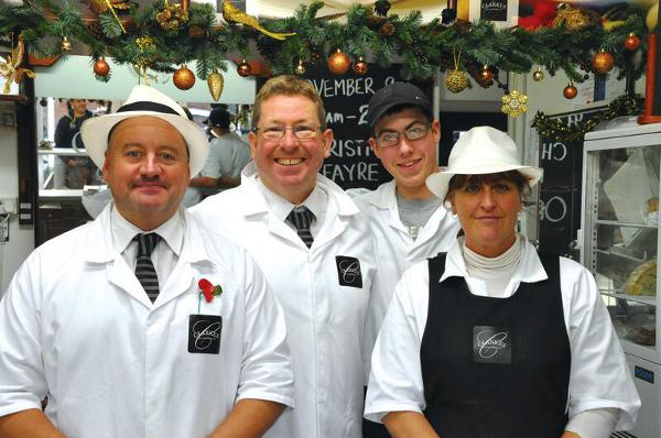 It's that time of year again! Clarke's of Queniborough Festive Taster