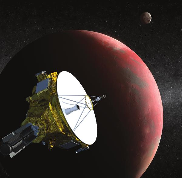 A Busy Year Begins for New Horizons
