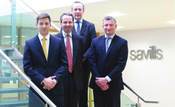 Savills appoints trio of rural experts