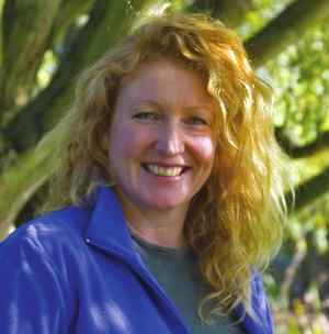 Charlie Dimmock is the new face of Planting Magic