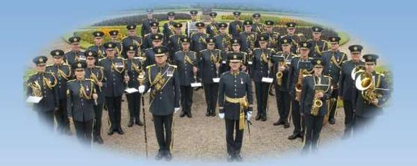 In Concert With The Central Band Of The Royal Air Force And Uppingham School