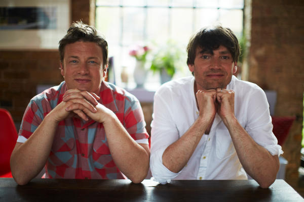 Jamie Oliver and Alex James announce additions to the Big Feastival Line Up