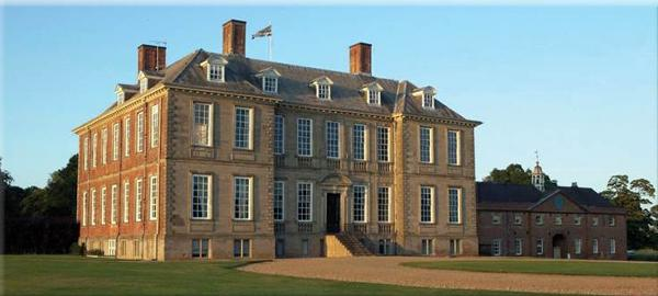 Guided tour around Stanford Hall in aid of R.A.B.I. on Thursday 26th June 2014, 7.30pm