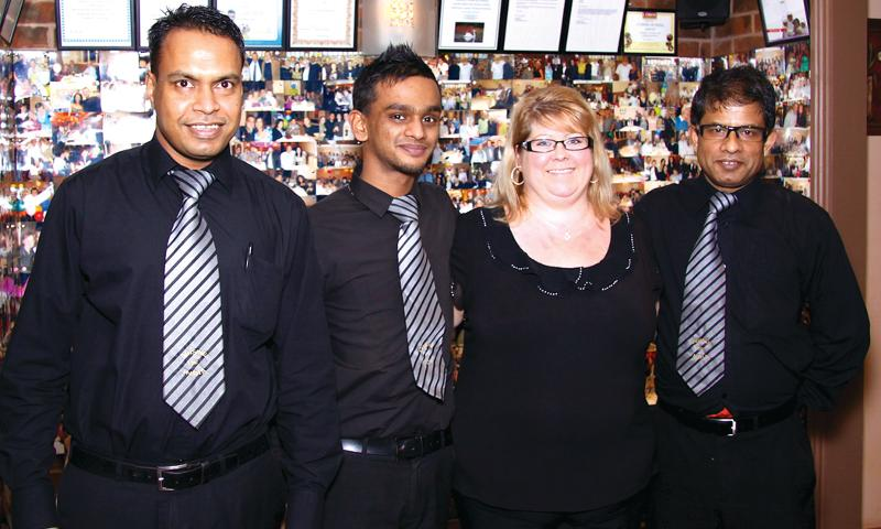 Cuisine of india raise funds for wigston united football for Cuisine of india wigston