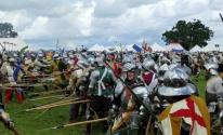 Dramatic battle to be re-told in spectacular event at Bosworth