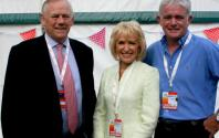 Peter Wheeler, Rosemary Conley, Mike Rimmington