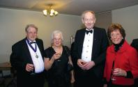 Mick & Rachael Kellett, Robert Mansfield, Betty Mc Crystal