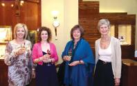 Marie Witting, Shona Atkin, Barbara Orridge, Juliana Abell