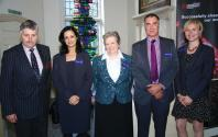 Judge Hammond, Krishna Kotecha, Christl Hughes, Jonathan Foster and Steph Osbourne