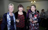 Gail Pitman, Margaret Dartnall and Sue Champneys