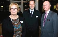Tina Clegg - Service Manager, Tim Diggle - Head of Fundraising Paul Richards - Wilson Browne Partner