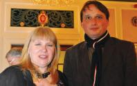 Councillor Susan Barton and Councillor Adam Clarke