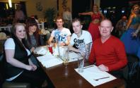 Samantha Freer, Lucy Waterfield, Joe & Ben Brown and Keith Judd