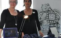 Sadie Bott and Sue Thain of Barry Bott Jewellers Ltd T: 0116 277 2877