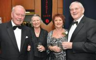Janet & Arthur Bridgwood and Roger & Angela Poynton