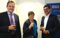 Darren Smith, Maria Hetherington and Ashwin Kulkarni