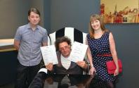 Marco Pierre White Book Signing at the Grand Hotel