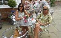 The Carlton Rectory Hosts an Afternoon tea Party in Aid of LOROS