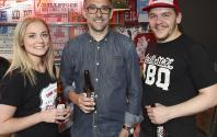 Grillstock Opening at St. Martin's Square