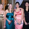Angela Absolom, Sarah Weale, Reena Thaliwal and Gurpreet Thaliwal