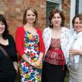 Charley Barker, Laura Vickers, Catherine Stephens and Heather Popley