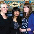 Sarah Greaves, Trisha Parmar & Orla Slattery of Emery Johnson Solicitors