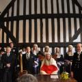 Reading of the Letters Patent in the Guildhall