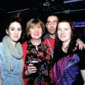 Amy Borst, Carol Finch, Elaine Axon & Mark George