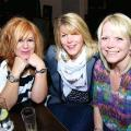 Kay Jukes, Sally Crossfield and Jackie Parsons