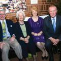 Peter & June Valentine (Former Mayor) and Michael & Pam Griffith (Former Mayor)