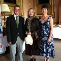 Mark Astill, Rita Packe-Drury-Lowe and Deborah Green